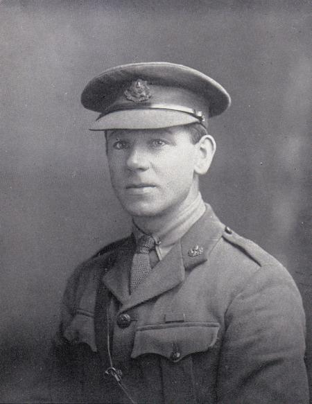Major Hugh Colvin VC