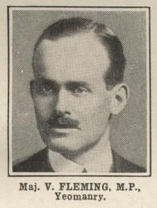 Profile picture for Valentine Fleming