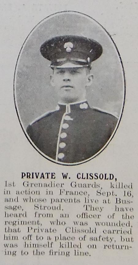 Profile picture for Wallace Christopher Clissold