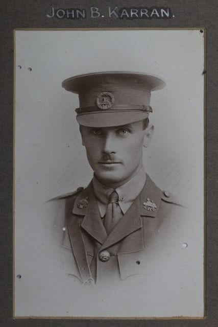 Profile picture for John Bowler Karran