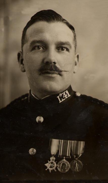 Profile picture for John Henry Sharp