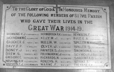 Pensilva War Memorial