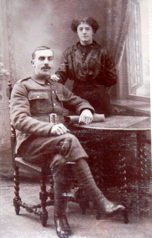 Henry and Laura Harrison