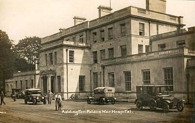 Addington Park Military Hospital