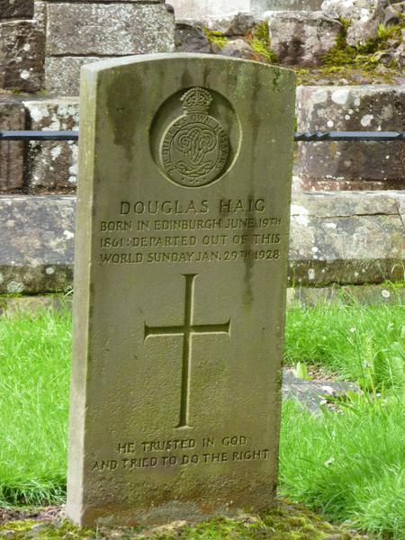 Haig's Gravestone