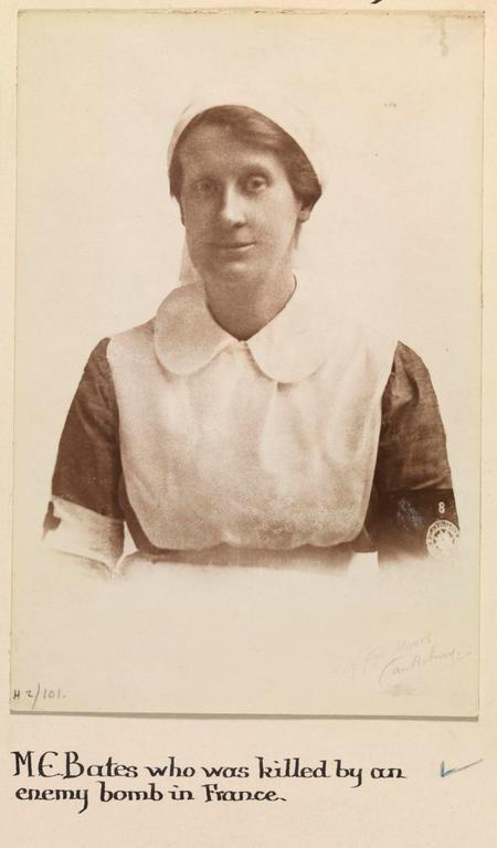 Profile picture for Madeline Elsie Bates