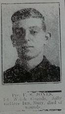 Profile picture for Frank Sharples Jones
