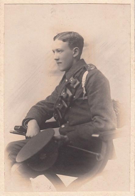 Profile picture for Allan Forsyth Crosthwaite