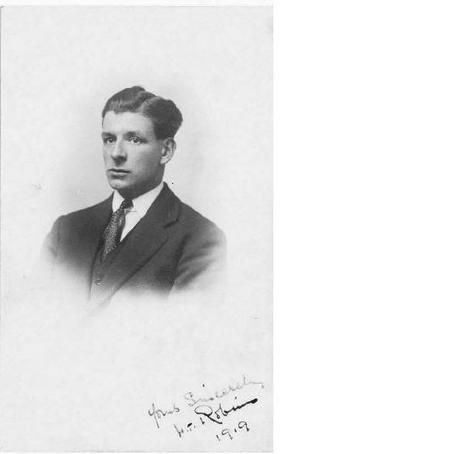 Hugh Thomas George Robins - 1919