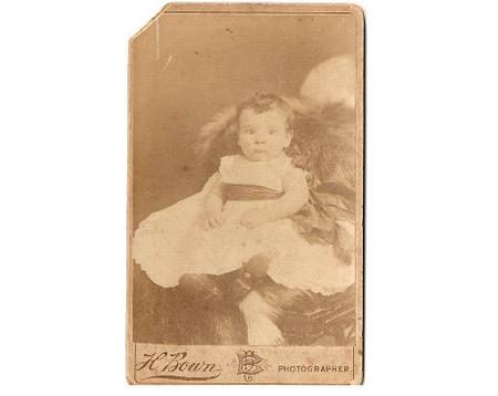 Hugh Thomas George Robins - Oct 1890