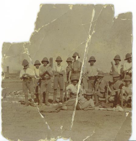 Hugh Thomas George Robins - Karachi c1910
