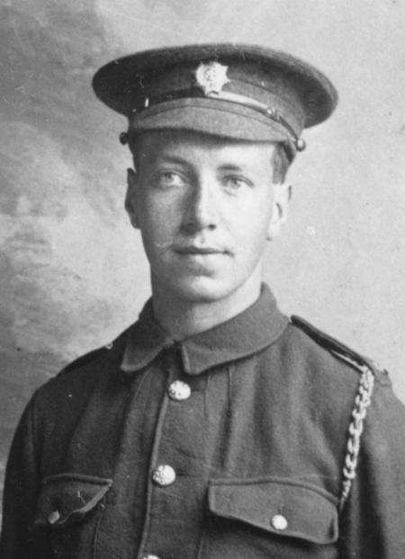 Profile picture for William Reginald Trethewey