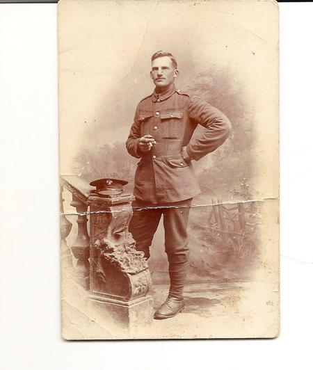 Profile picture for Robert George Ward