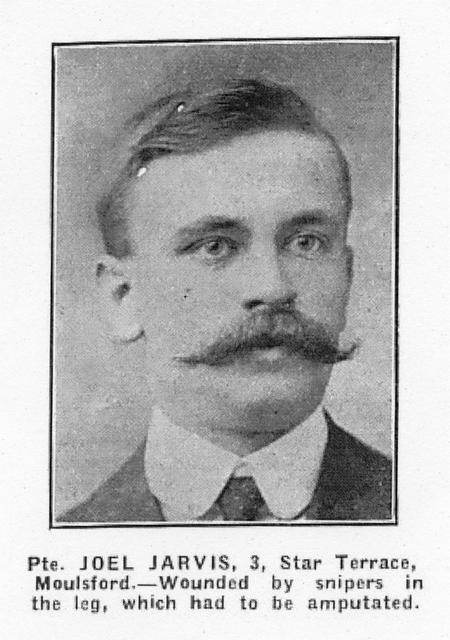 Profile picture for Ernest Joel Jarvis