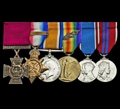 Godley Medal Set