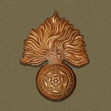 Royal Fusiliers cap badge