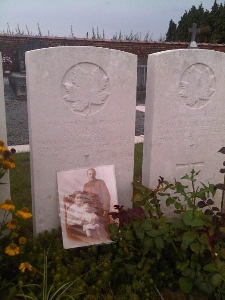 Quievrain Communal Cemetery, Quievrain, Belgium