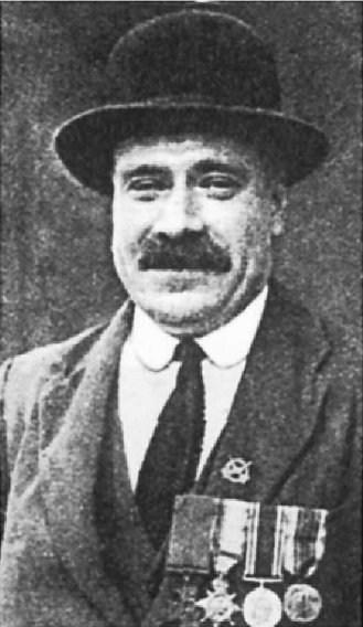 Sidney Godley post-war