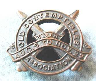 Old Contemptibles Association