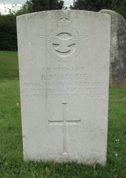 His grave