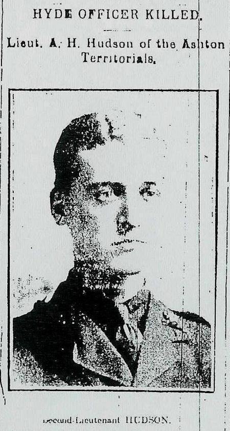 Profile picture for Allan Harrison Hudson