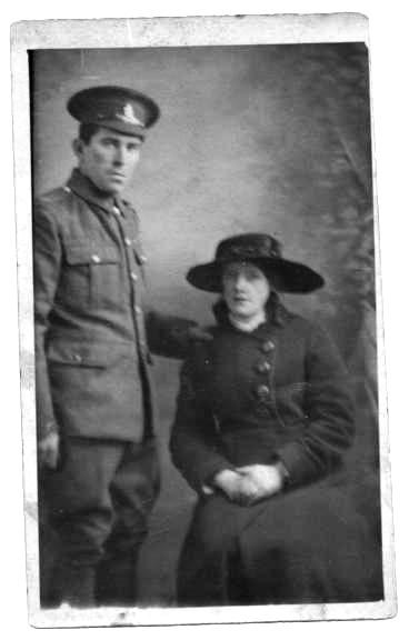 Henry Dunbar and wife