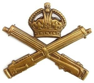MGC cap badge
