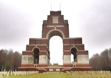 Thiepval War Memorial