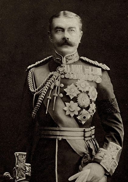 Profile picture for Horatio Herbert Kitchener