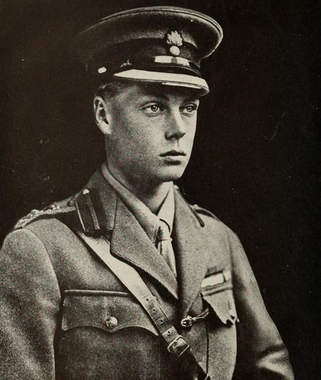 Profile picture for Edward Albert Christian Geo. Andrew Patrick David His Royal Highness The Prince Of Wales
