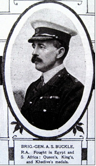 Profile picture for Archie Stewart Buckle