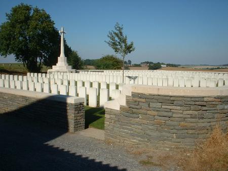 Beaurevoir British Cemetery