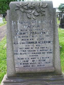 Harold Allemby remembered