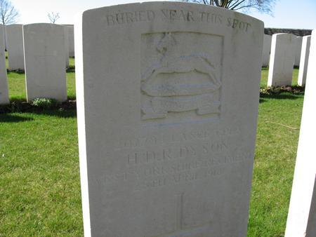 Harry's Grave