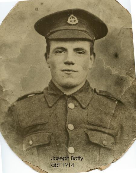 Profile picture for Joseph Batty