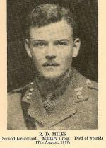 Profile picture for Richard Douglas Miles