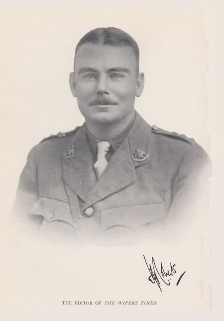 Captain F J Roberts