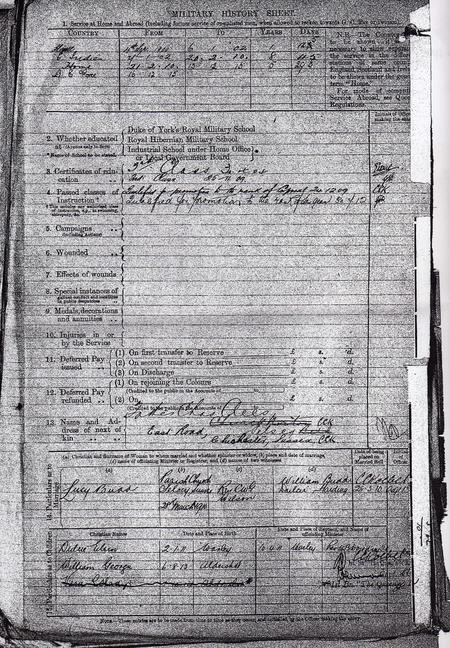 Military Record 10