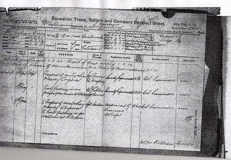 Military Record 12