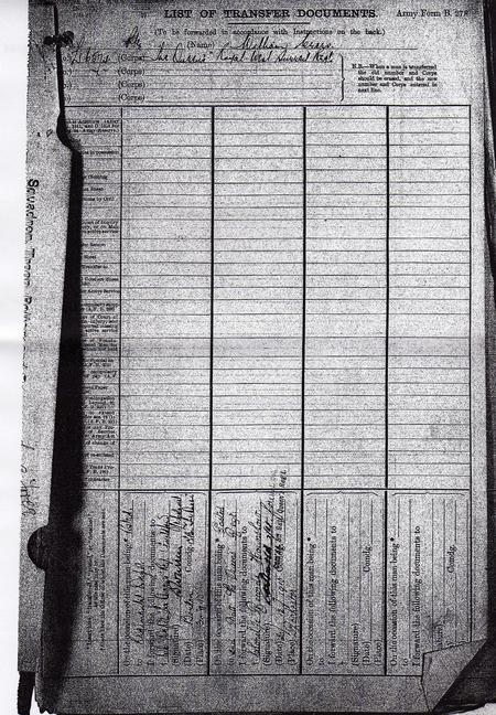 Military Record 13