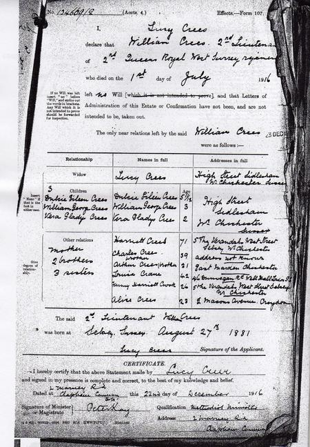 Military Record 21