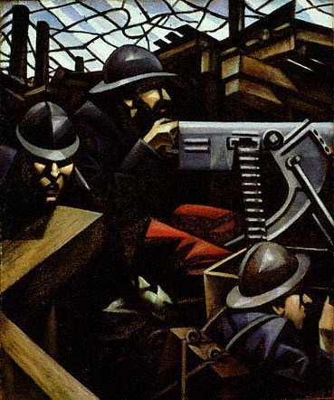 Profile picture for Christopher Richard Wynne Nevinson