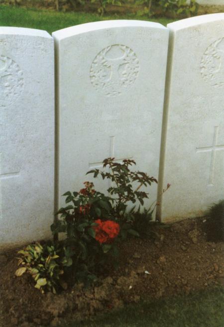 William H Stewart - Headstone, Gordons Cemetery