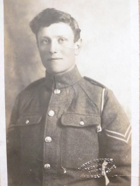 Profile picture for Albert William Croft