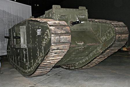 Mk IV Tank  Female