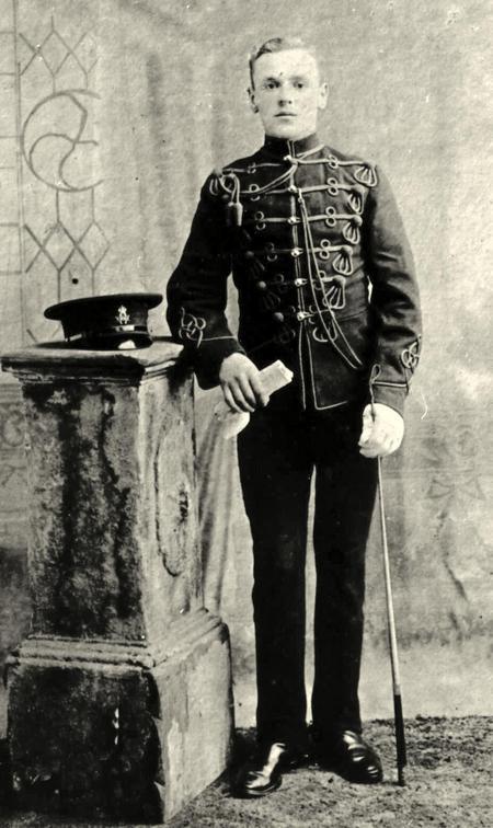 Profile picture for George Barnes