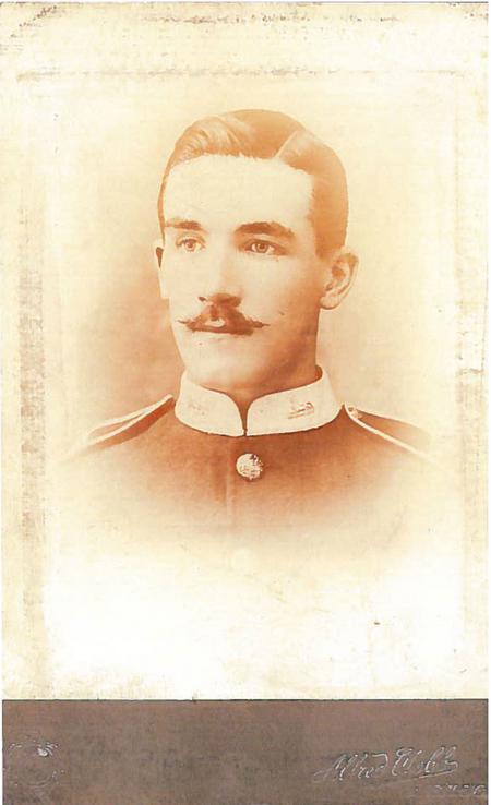 Profile picture for William Joseph Parker