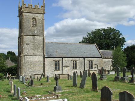 The Church, Farmborough