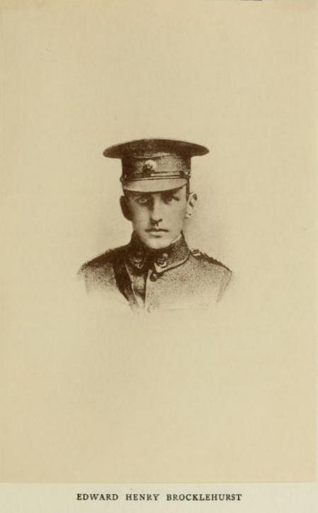 Profile picture for Edward Henry Brocklehurst