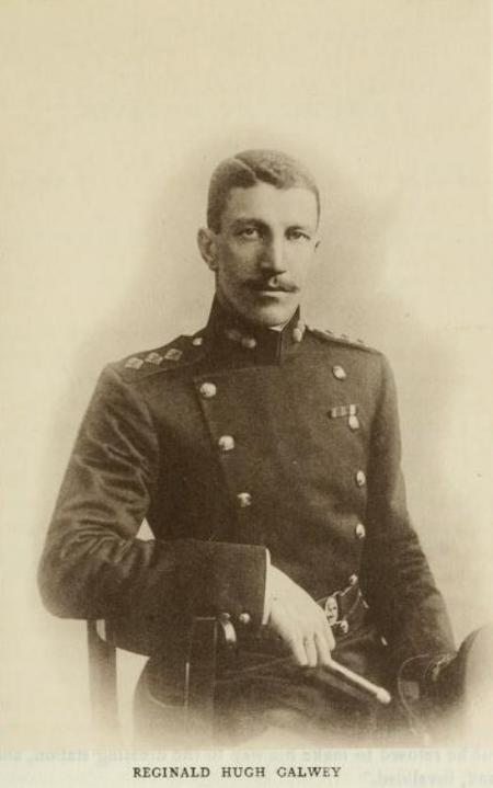 Profile picture for Reginald Hugh Galwey